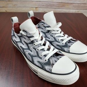 Limited edition Converse by Missoni